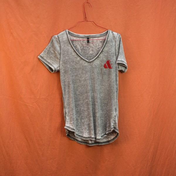 B&B Shirt - Grey Tee M