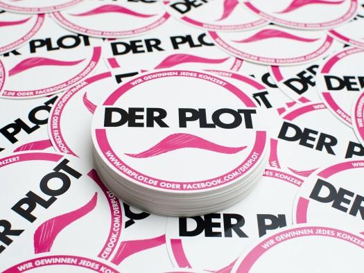 50 Plot-Sticker