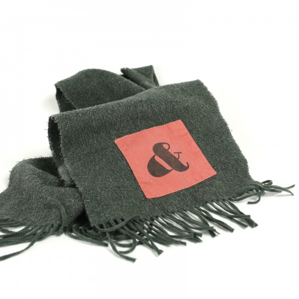 B&B Vol. 3 Scarf - Grey