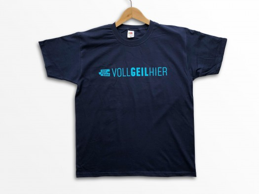 Sorgenkind - VOLL GEIL HIER Tour Shirt