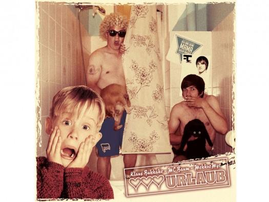 Sexurlaub EP (Klaus Bukkake, MC Baum & MekkroMye)