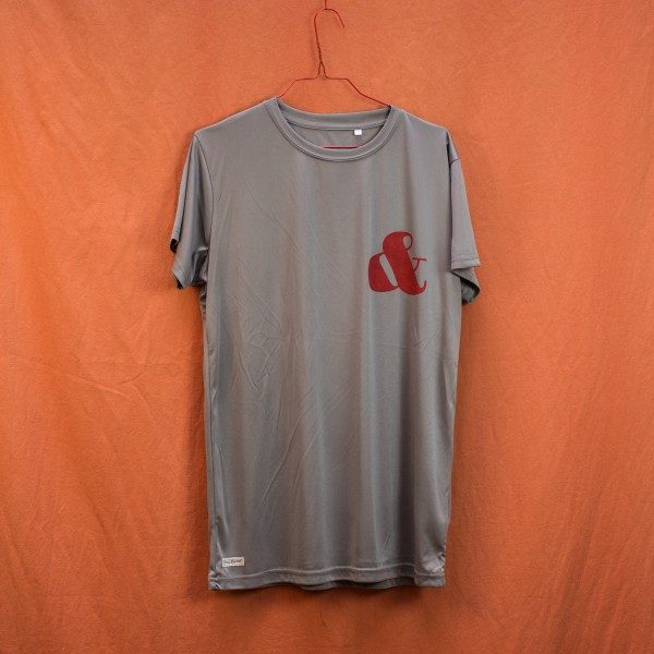 B&B Shirt - Grey Tee L
