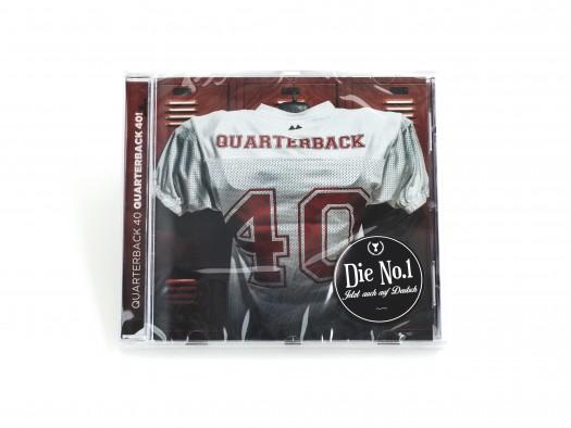 Quarterback 40 - Quarterback 40! (CD)