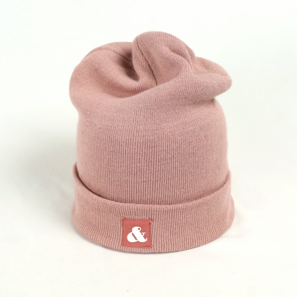 B&B Vol. 3 Beanie - Rose