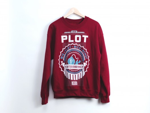 Der Plot - INTRRBNG Crewneck