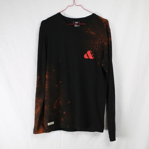 B&B Vol. 2 Sweater Burnt - Black M