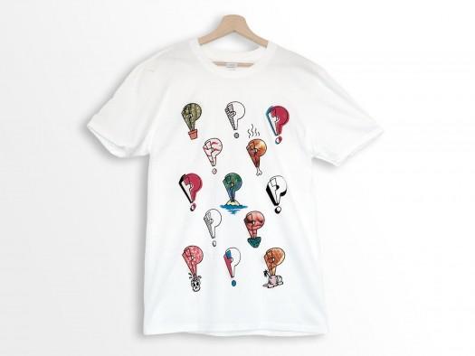 Der Plot - ?! Shirt (Interrobang)